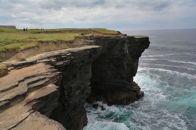 Kilkee Cliffs - Atlantic Way Touring