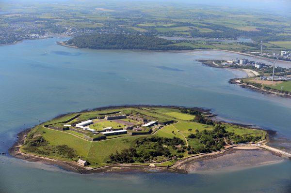 SPIKE ISLAND, COBH AND CORK HARBOUR
