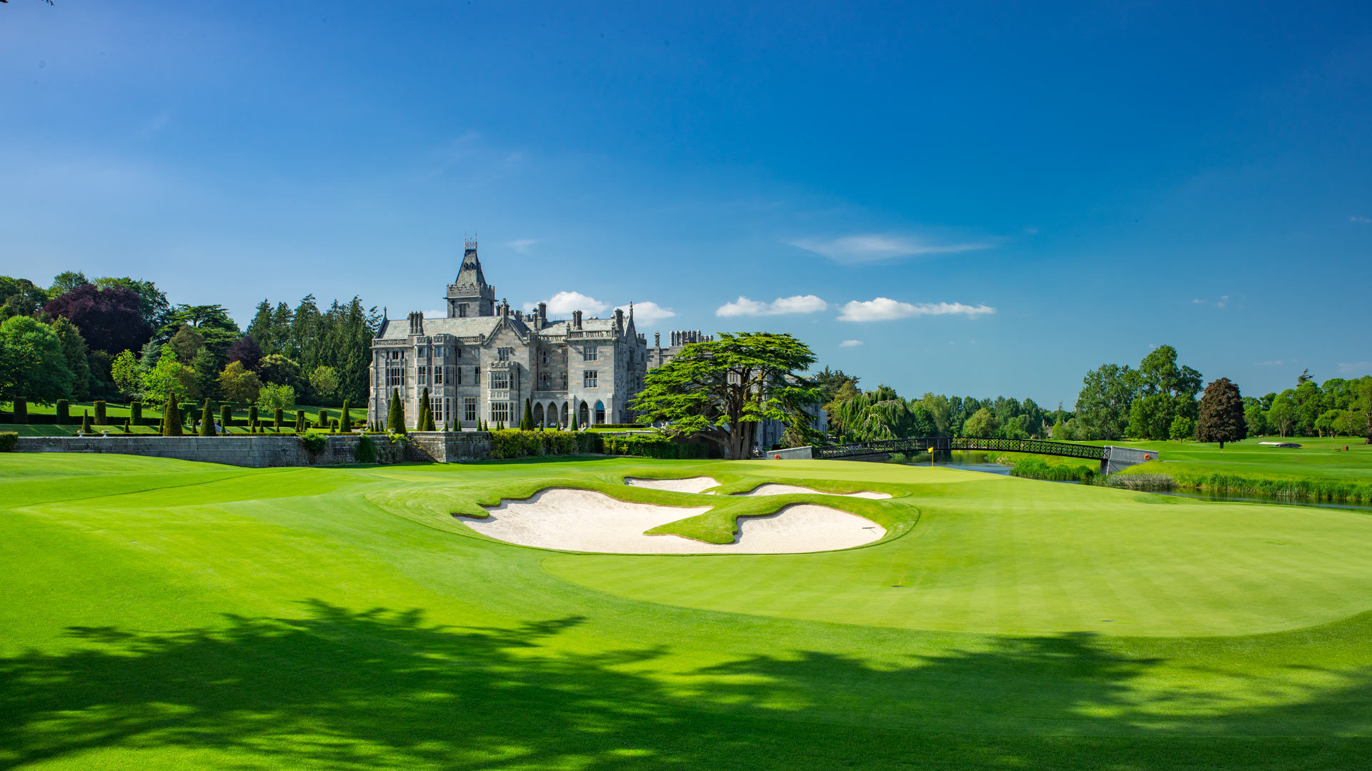 Adare Manor Wins 'Hotel of the Year 2018' in World Renowned Global Virtuoso 'Best of the Best Awards'